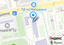 Компания «Тренажерный зал» на карте