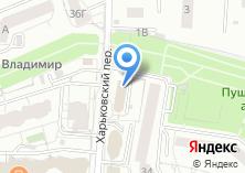 Компания «ФАМИЛЬНЫЙ ДОМ ВКУСА» на карте