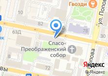 Компания «Баграт» на карте