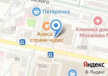Компания «Управление Федеральной службы исполнения наказаний России по Белгородской области» на карте