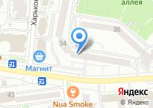Компания «Нотариус Бондарь В.П.» на карте