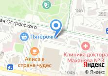 Компания «Модная беларусь» на карте