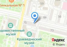 Компания «Omservice.pro» на карте