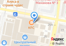Компания «Мир карнизов» на карте