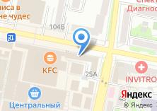 Компания «Управление государственного заказа и лицензирования Белгородской области» на карте