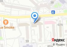 Компания «Белгородский областной центр восстановительной медицины и реабилитации» на карте