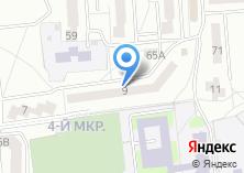 Компания «Участковый пункт полиции №26» на карте