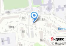 Компания «Антига-Софт» на карте