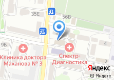 Компания «Стрелец» на карте