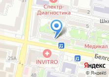 Компания «Клиника доктора Маханова» на карте