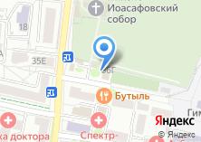 Компания «Звонница» на карте