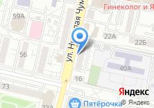 Компания «Шалунья» на карте
