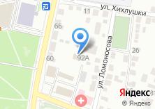 Компания «Поисково-Спасательная Служба» на карте