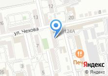 Компания «Центральная городская библиотека им. Н. Островского» на карте