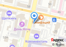 Компания «ИНТЕР ОКНА» на карте