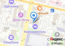 Компания «Строящееся административное здание по ул. Николая Чумичова» на карте