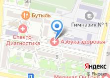 Компания «ИнтерЛингва» на карте