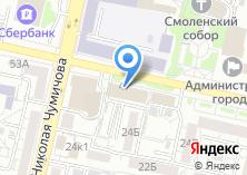 Компания «Строящееся административное здание по ул. Гражданский проспект» на карте