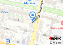 Компания «МАКС-М страховая компания» на карте