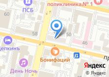 Компания «Селектив» на карте