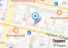 Компания «Центр Социальной Связи и Информации Федеральной Службы Охраны РФ» на карте