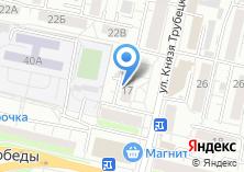 Компания «Хмель» на карте
