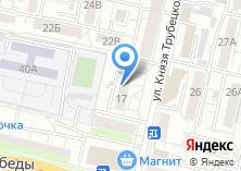 Компания «BelGSM Service» на карте