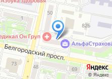 Компания «ТрансЮжСтрой-ПГС» на карте