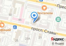 Компания «Белгород экспорт–импорт» на карте