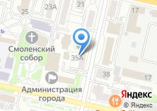 Компания «Транс Экспресс» на карте