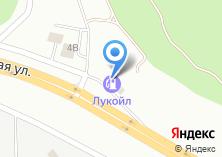 Компания «Лукойл» на карте