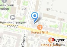 Компания «Строящийся жилой дом по ул. Гражданский проспект» на карте