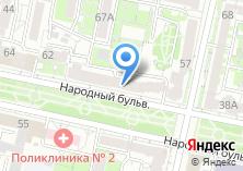 Компания «Studio» на карте