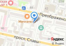 Компания «Пчелка» на карте