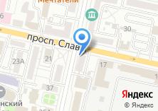 Компания «Дары Белоруссии» на карте