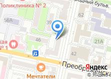 Компания «Лалита» на карте