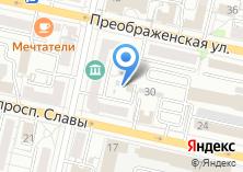 Компания «Пластсервис ЖБК-1» на карте