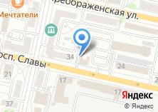 Компания «Архитектурное бюро Доценко» на карте