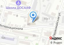 Компания «Белгородский Горводоканал» на карте