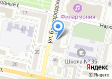 Компания «Нотариус Волосенок И.А» на карте