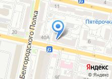 Компания «ПрофТекстиль» на карте