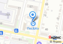 Компания «Полиграфия и Коммуникации» на карте