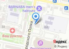 Компания «Паркинг» на карте