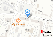 Компания «ТИСАЙД» на карте