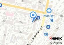 Компания «Белгородская транспортная прокуратура» на карте