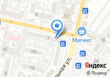 Компания «Аптека №1» на карте
