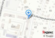 Компания «Домус» на карте