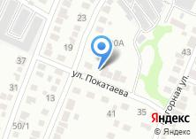 Компания «Лимузины007» на карте