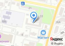 Компания «Эковент Плюс» на карте