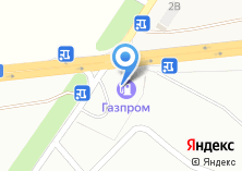 Компания «АЗС Газпром» на карте